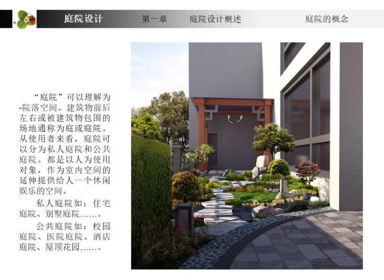 庭院景观设计 (1)