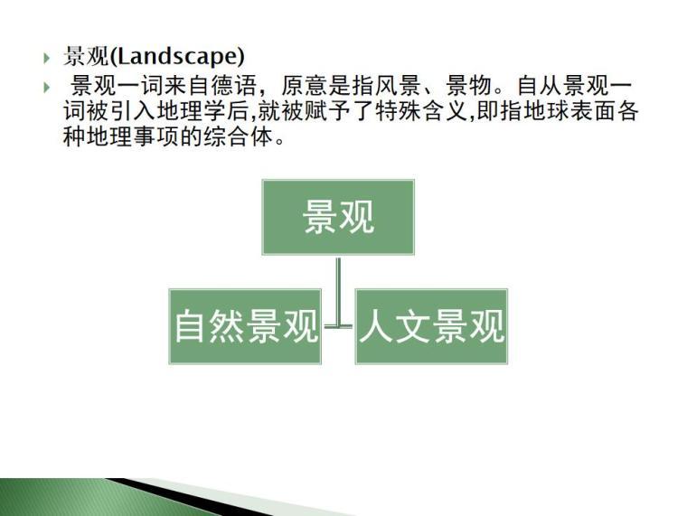 景观设计的基本知识 (2)
