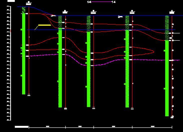 工程地质剖面图