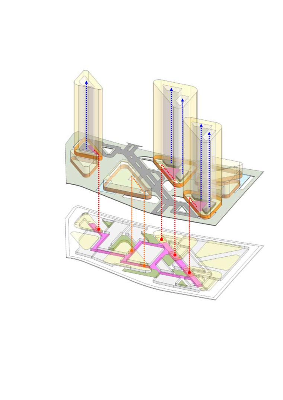 景观常规分析图+竖向分析图 (4)
