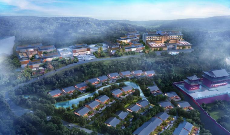 [河北]综合生态景区改造提升规划设计