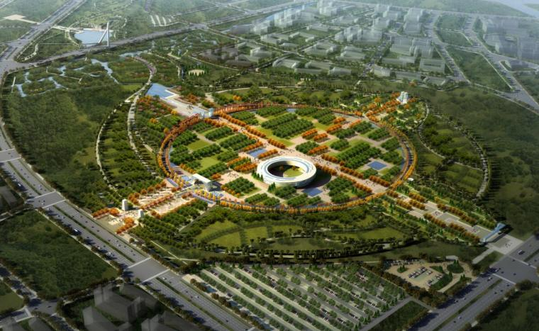 [河南]郑州园博会景观概念设计文本