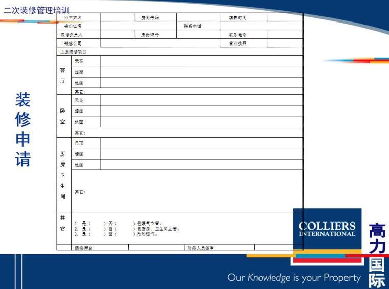 二次室内装修管理要点讲义(PPT+30页)-二次室内装修管理要点讲义 (7)