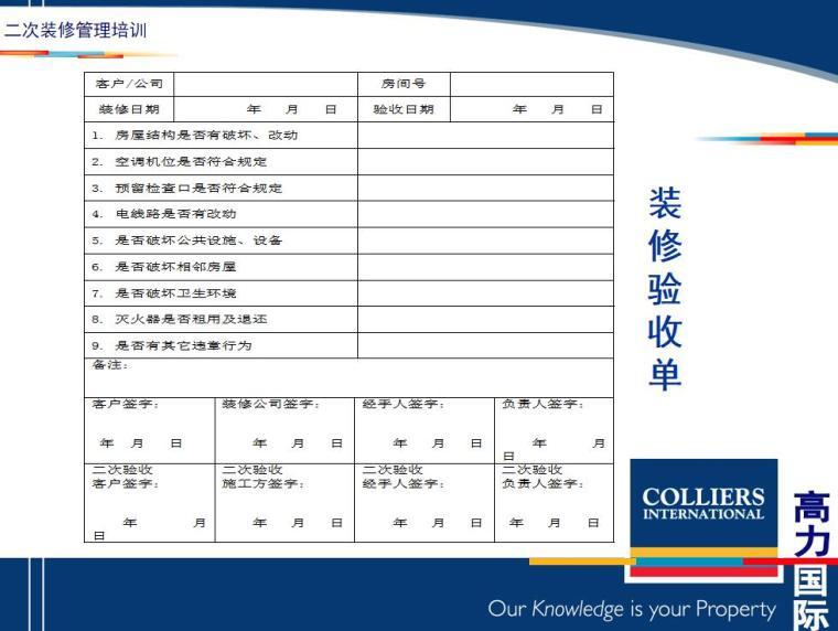 二次室内装修管理要点讲义(PPT+30页)-二次室内装修管理要点讲义 (8)