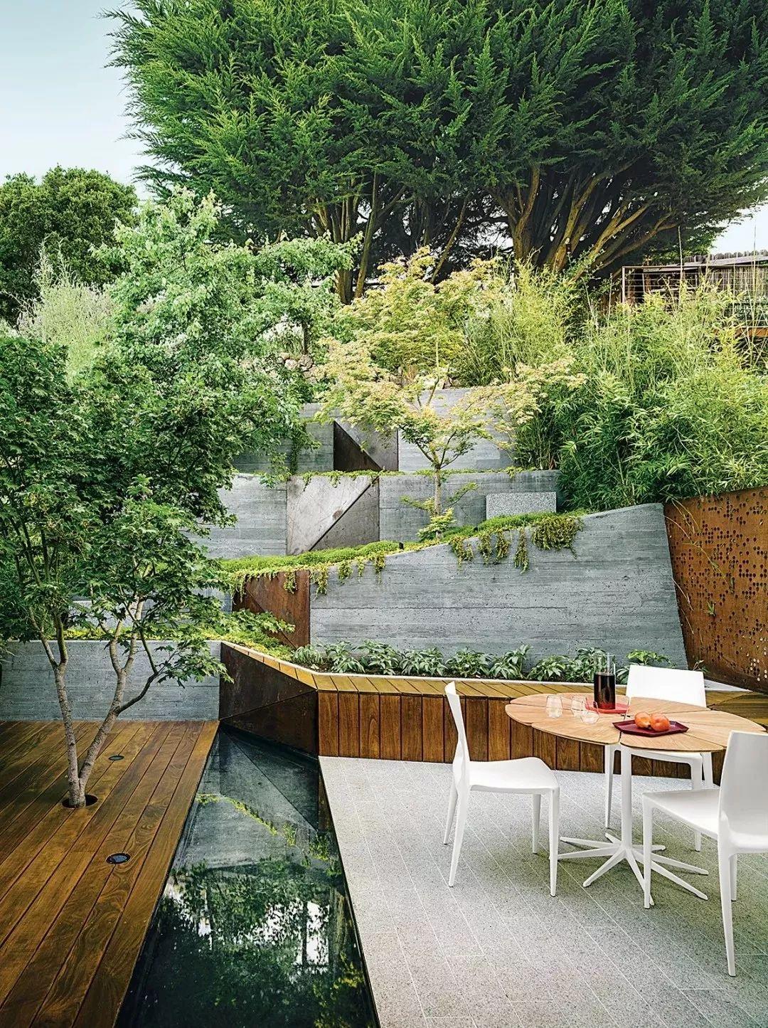 超美的院子设计都在这里了!_23