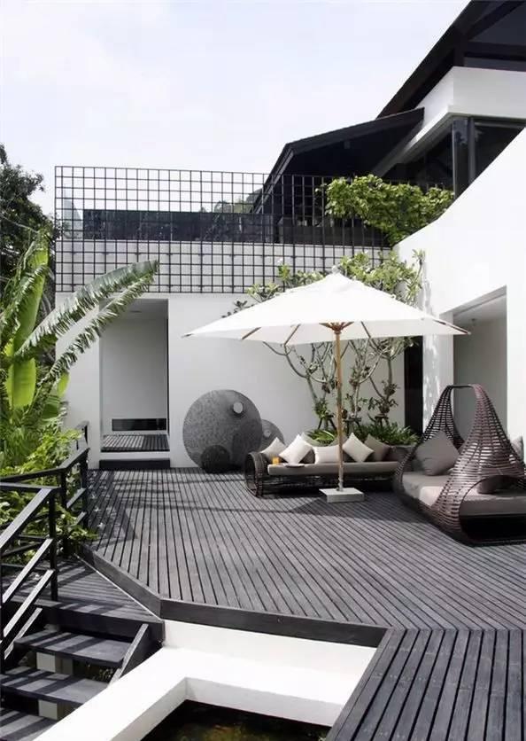超美的院子设计都在这里了!_32