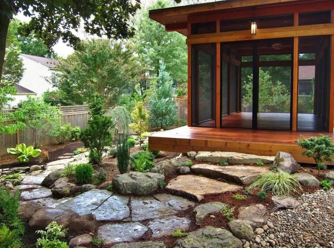 超美的院子设计都在这里了!_34