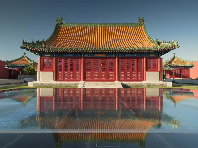 北京龙府楼文化中心-00