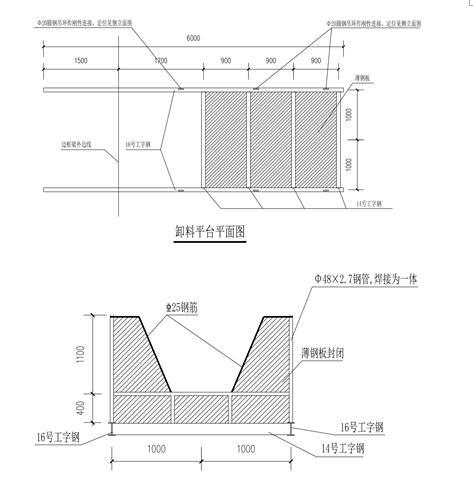 悬挑卸料平台安全专项施工方案