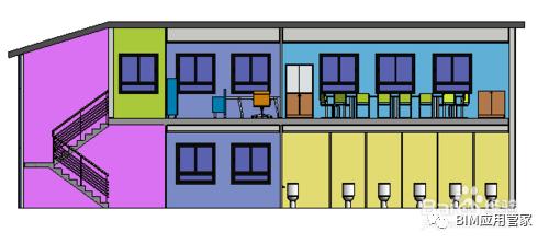 revit怎么设置平面视图颜色方案_8