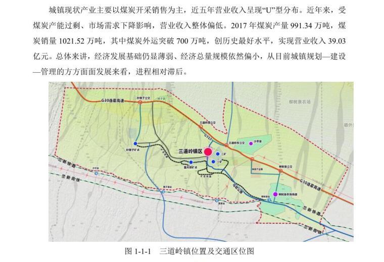 工矿城镇转型发展路径与规划策略研究-生态文明背景下资源依赖型工矿城镇转型发展路径与规划 (1)