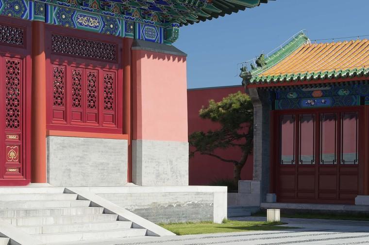 北京龙府楼文化中心-1