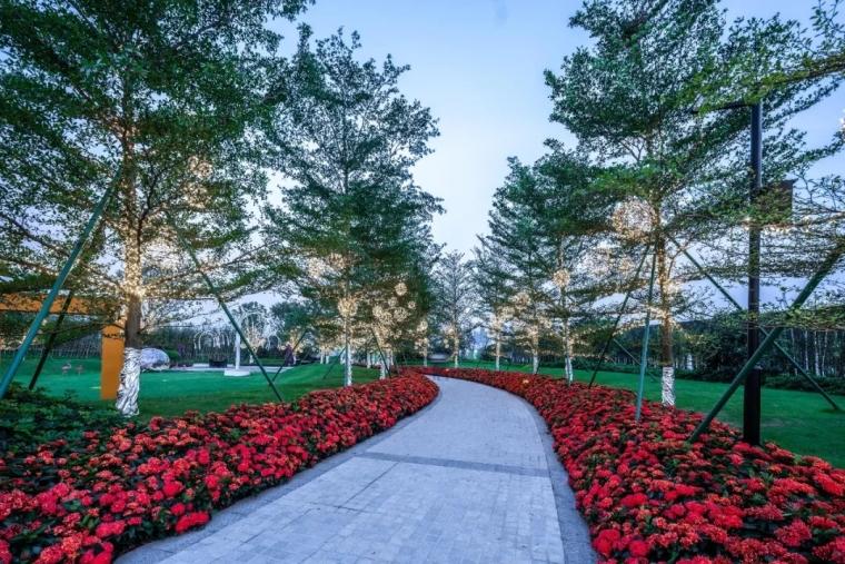 惠州中海·阅江府示范区景观-5e478233c8d30
