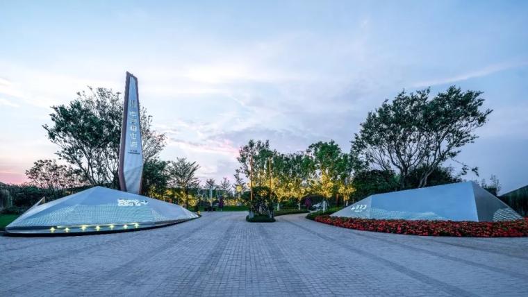 惠州中海·阅江府示范区景观-5e478222341fd