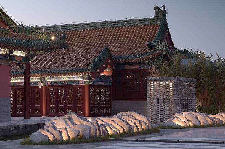 北京龙府楼文化中心-8