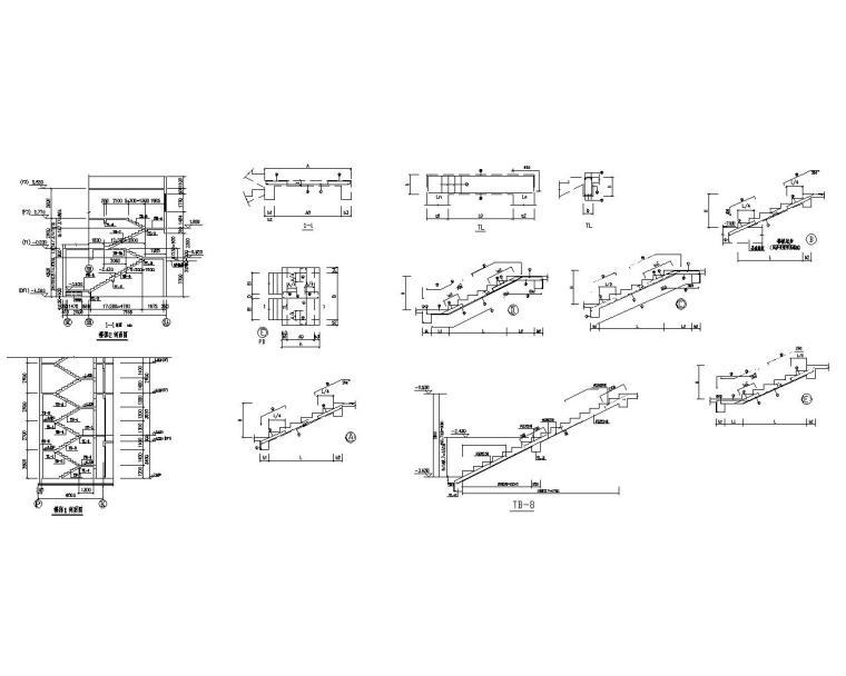 楼梯布置图