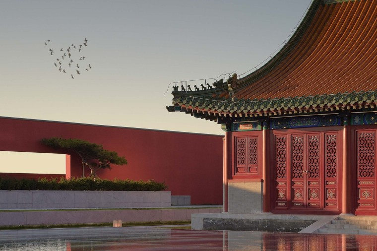 北京龙府楼文化中心-22