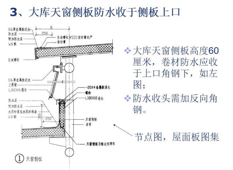 屋面装修细部做法-54p-屋面装修细部做法 (8)