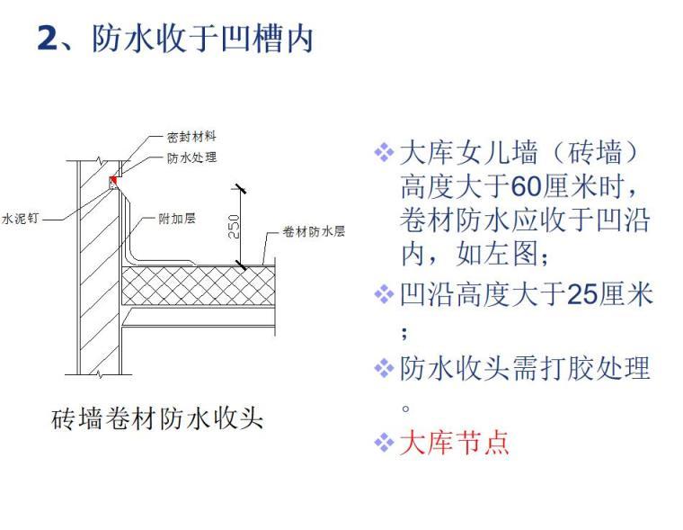屋面装修细部做法-54p-屋面装修细部做法 (7)