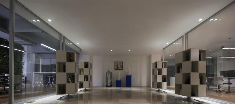 特色办公室装修造就空间艺术法则_1