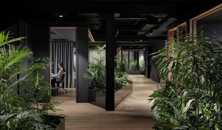 办公室装修设计与设计师审美观息息相关_1