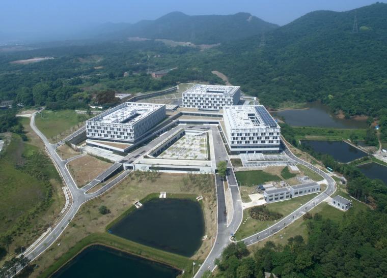 南京公共医疗中心-01_Bird_View_建筑鸟瞰