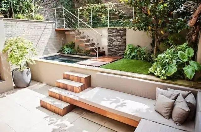 超美的院子设计都在这里了!_1