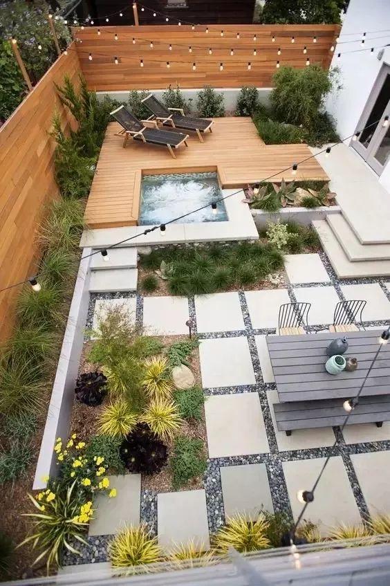 超美的院子设计都在这里了!_2
