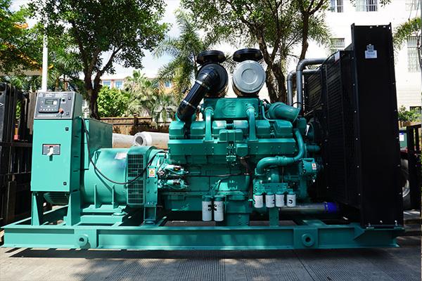 柴油发电机组设备采购及安装招标文件