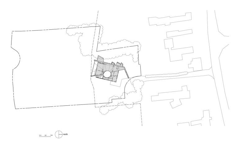 英国景天草住宅/FeatherstoneYoung-b1 _Stonecrop_Site_Plan_no_text.jpg