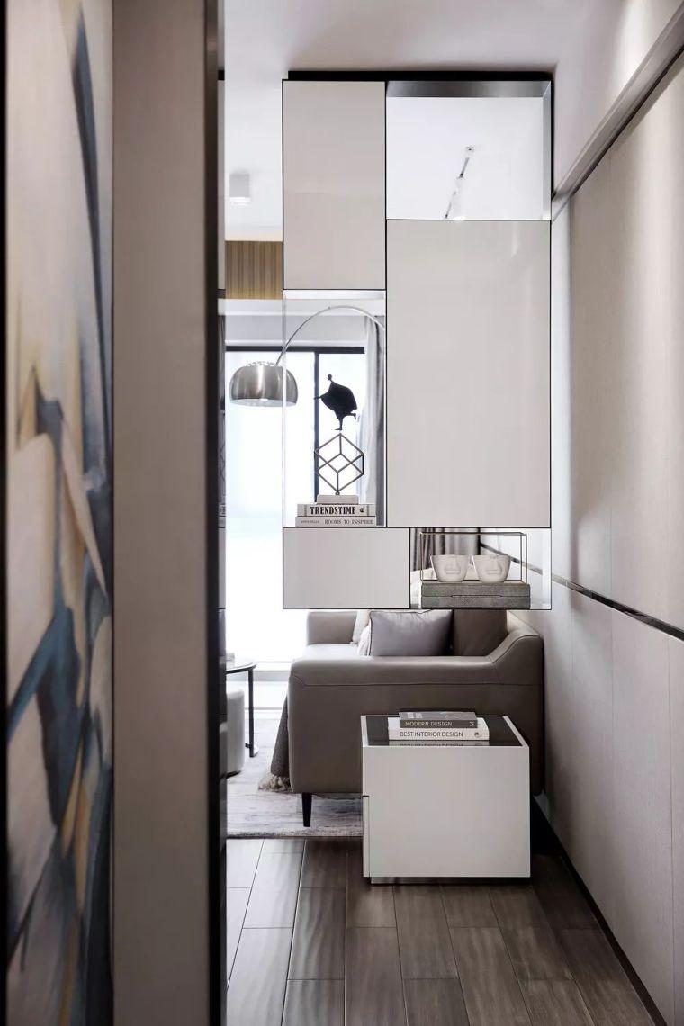 小空间,如何设计出精致感?_13