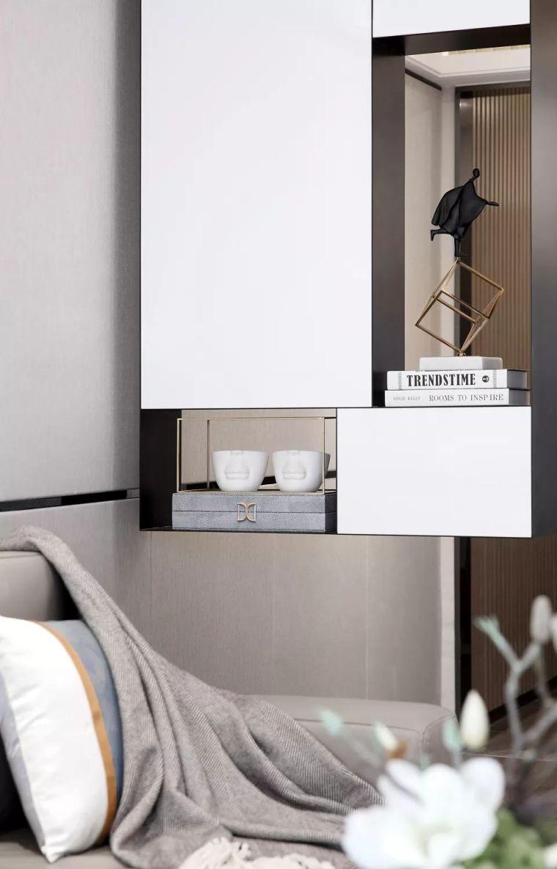 小空间,如何设计出精致感?_18