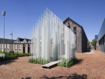 荷兰蒂尔堡纺织博物馆纪念装置