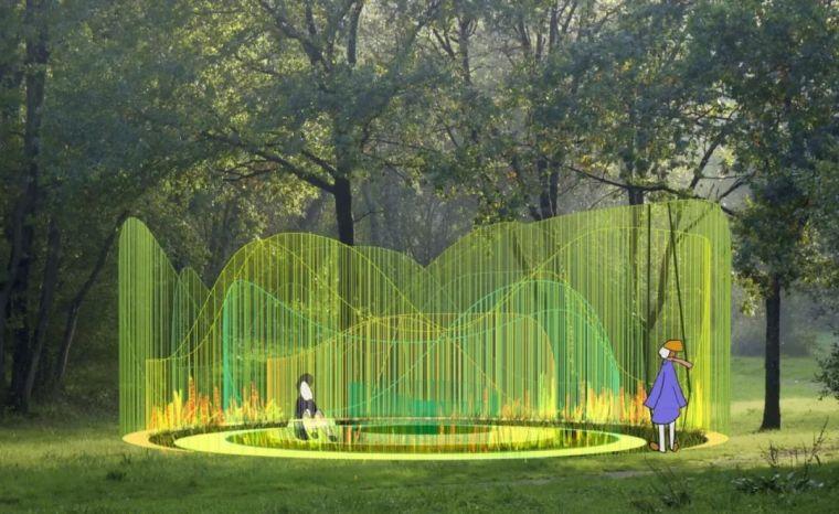第21届加拿大国际花园节5款概念设计亮相!_7
