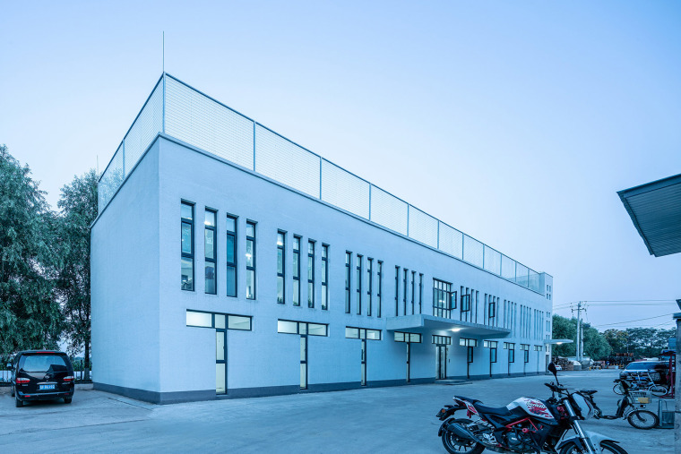 北京读库顺义办公楼-014-duku-office-building-in-shunyi-china-by-beijing-skyland-architectural-design