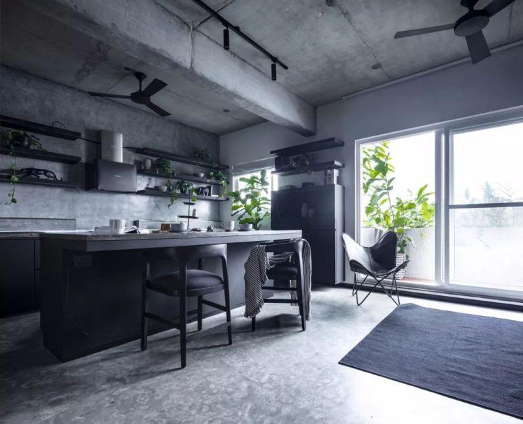 """多层住宅建筑设计:印度""""森林""""公寓/案例_11"""
