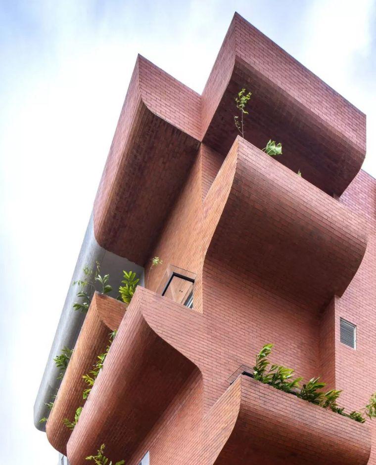 """多层住宅建筑设计:印度""""森林""""公寓/案例_14"""