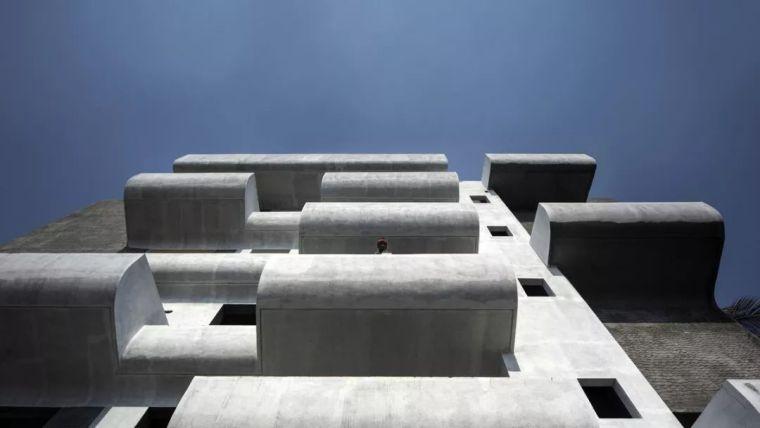"""多层住宅建筑设计:印度""""森林""""公寓/案例_13"""