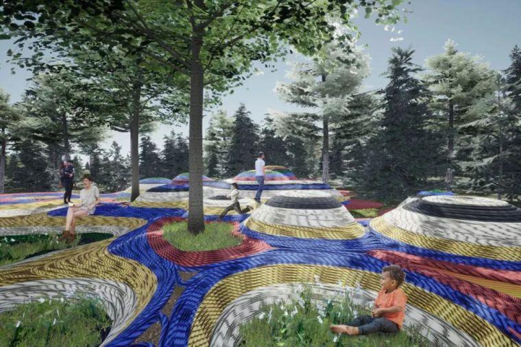 第21届加拿大国际花园节5款概念设计亮相!_13
