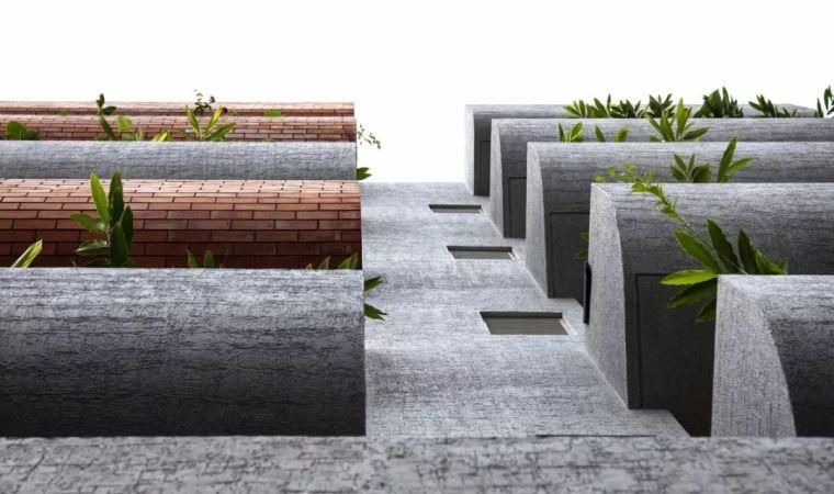 """多层住宅建筑设计:印度""""森林""""公寓/案例_15"""
