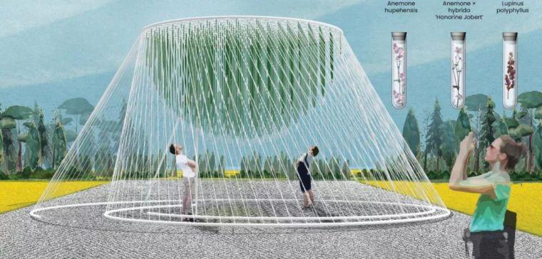 第21届加拿大国际花园节5款概念设计亮相!_15