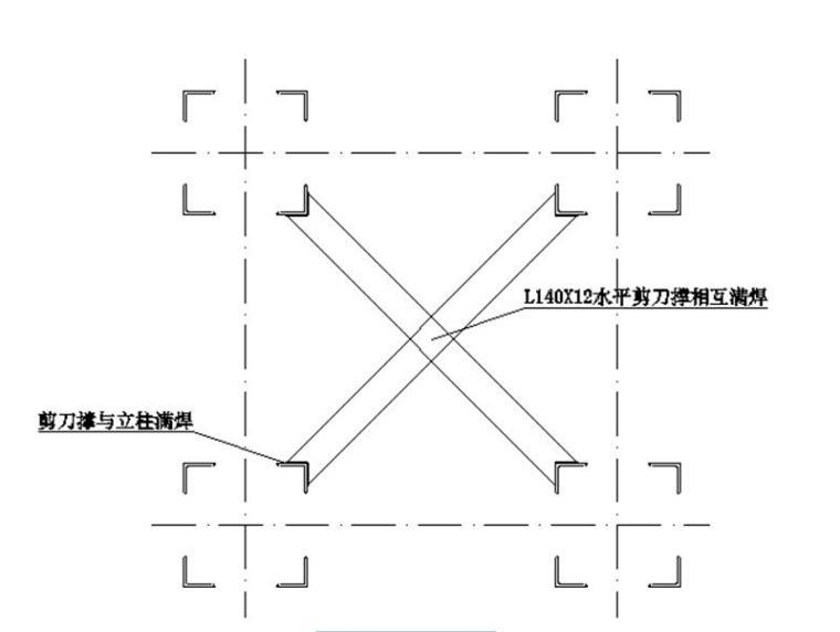 塔吊专项方案下载资料下载-组合式塔吊基础施工专项方案_格构柱