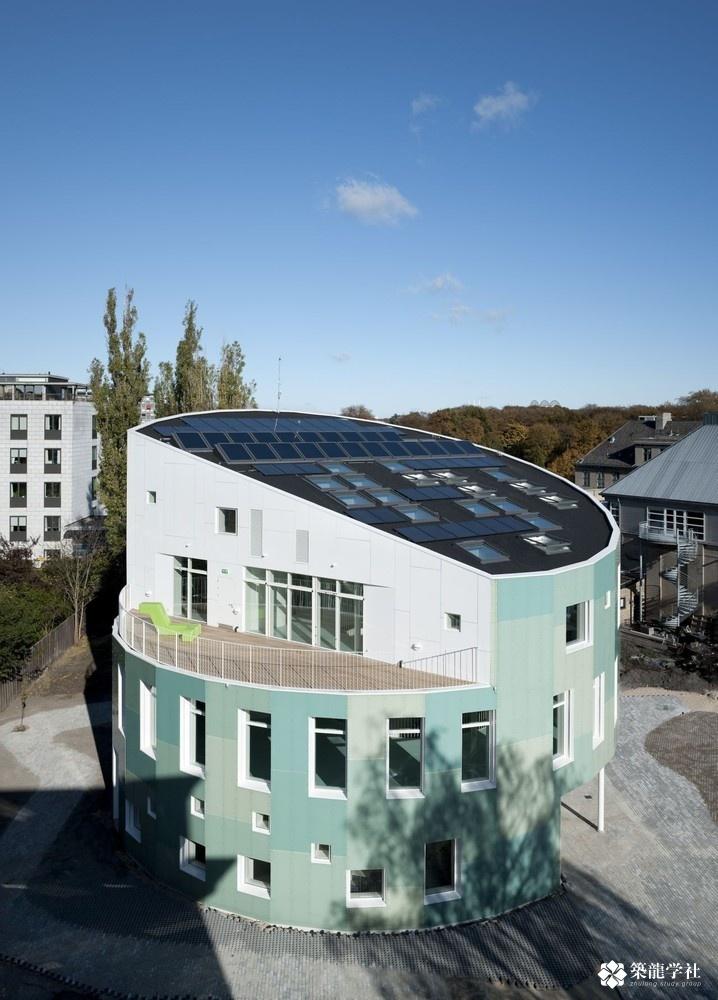 [绿色建筑]丹麦绿色灯塔校园绿建案例_4