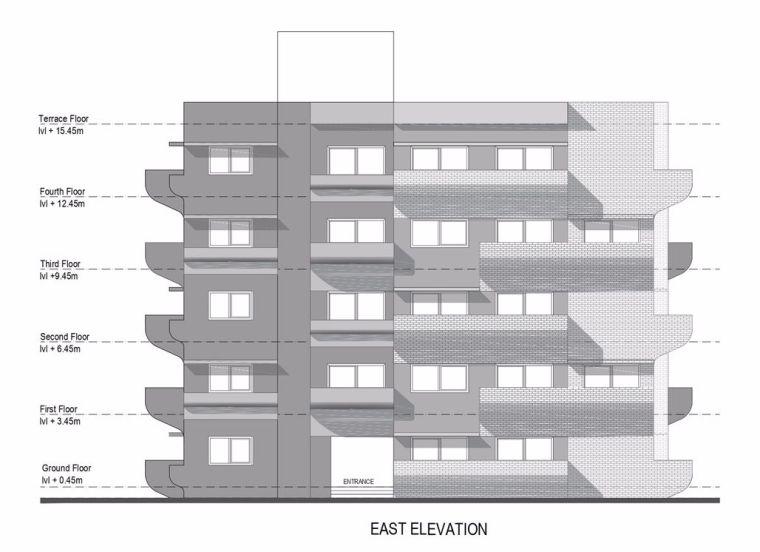 """多层住宅建筑设计:印度""""森林""""公寓/案例_24"""