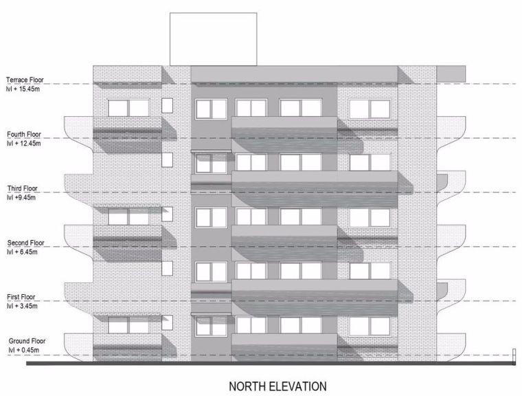 """多层住宅建筑设计:印度""""森林""""公寓/案例_25"""