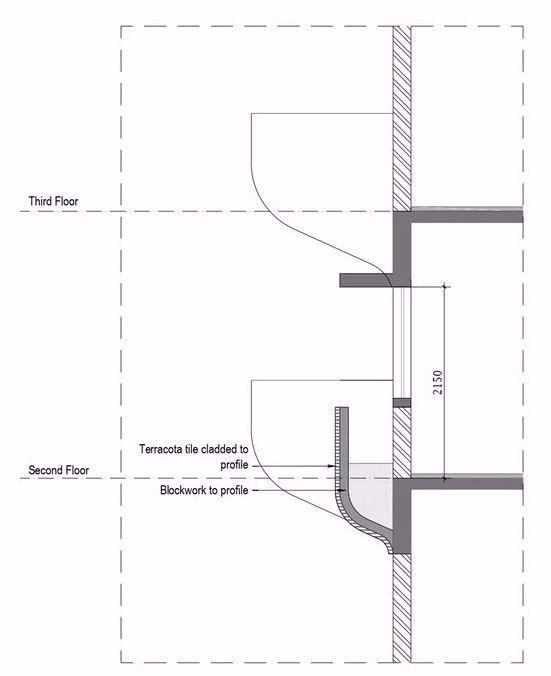 """多层住宅建筑设计:印度""""森林""""公寓/案例_29"""