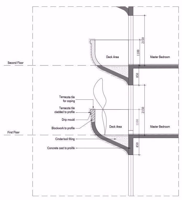 """多层住宅建筑设计:印度""""森林""""公寓/案例_28"""