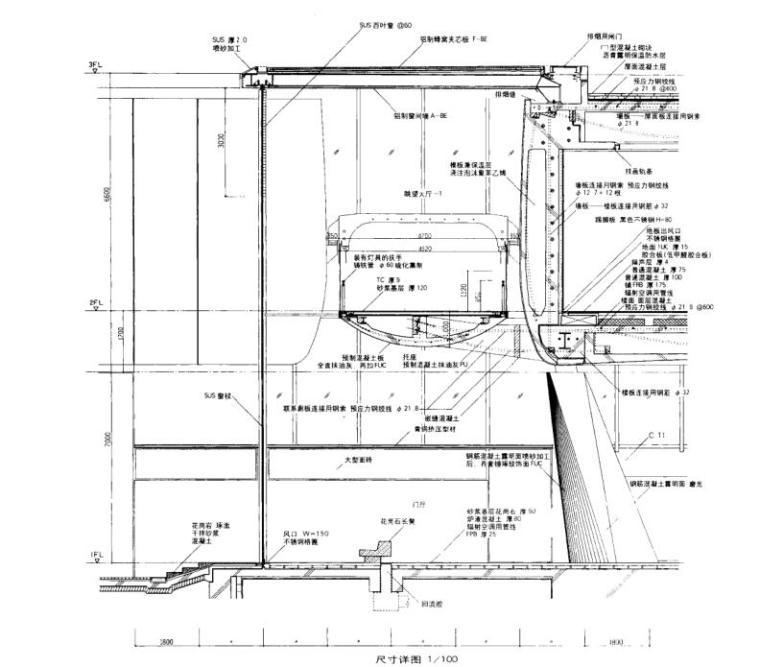 国外建筑设计详图-日建设计公司设计-国外建筑设计详图图集-日建设计公司设计 (3)