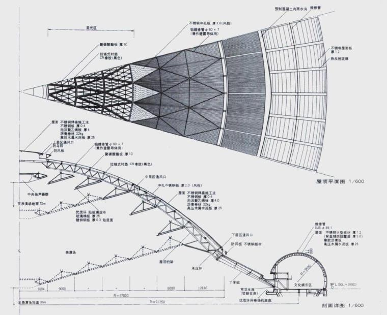 国外建筑设计详图-日建设计公司设计-国外建筑设计详图图集-日建设计公司设计 (5)
