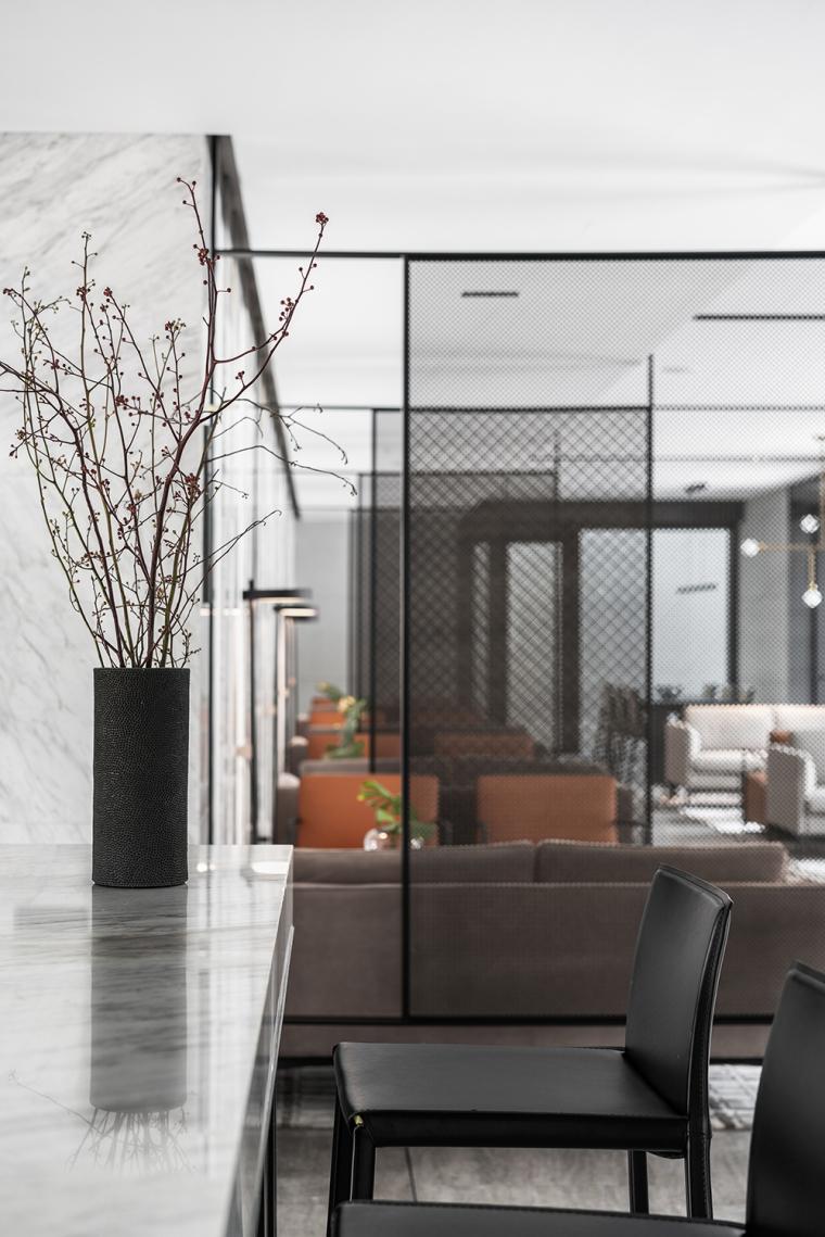 郑州永威上和院售楼部_官方摄影丨9P-永威上和府售楼部 (4)
